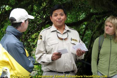 Broken Islands Park Ranger Orientation